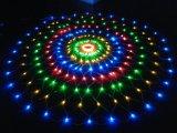 LED圓形網燈,樹木裝飾節日燈,街道亮化裝飾燈