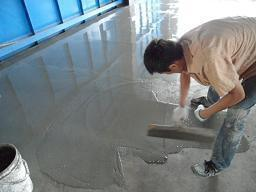 南京自動找平地面材料辦公室地面