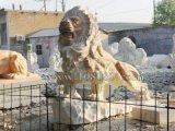 大理石西洋獅子, 武漢石雕獅子