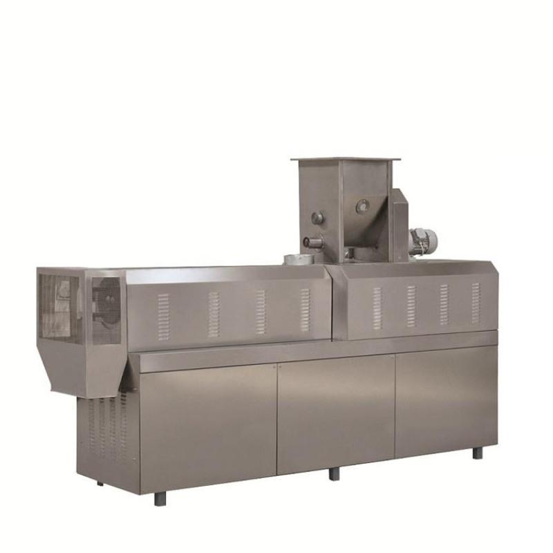 大米吸管设备   大米吸管膨化机