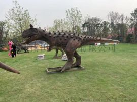 新制作一批仿真恐龙模型租赁