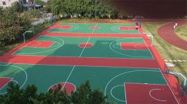 惠州市篮球场施工公司 丙烯酸篮球场施工方案