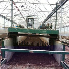 有机肥造粒机设备 牛粪有机肥生产线设备