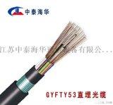 地埋光缆 GYFTY53-24B1非金属直埋光缆