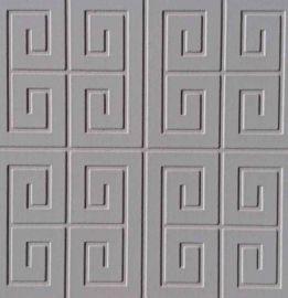 毅源家具家居装饰面板回字纹浮雕模压板