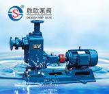 ZW型無堵塞自吸排污泵