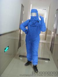 LNG站加气工作服,  温防护服,液氮防冻服