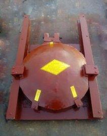 河北高水头铸铁圆闸门 深水高压铸铁闸门重量