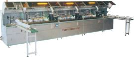 广东隆华LH-ZSY3塑料丝印加工厂沐浴露瓶全自动多色丝印机