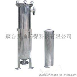 烟台不锈钢袋式过滤器专业厂家