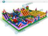 儿童游乐设备 儿童玩的充气蹦床生产厂家