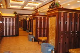 温泉 衣柜门生产厂家,定做温泉柜子门