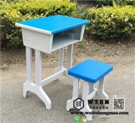 天津双人课桌椅 天津儿童课桌椅 天津塑料课桌椅