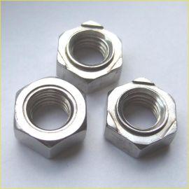 厂家直销六角焊接螺母GB13681
