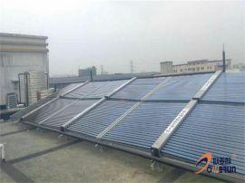 欧麦朗浙江工厂员工宿舍太阳能空气能热泵热水工程