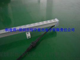 深圳恒宇星光电供应LED轮廓灯LED线条灯LED迷你洗墙灯