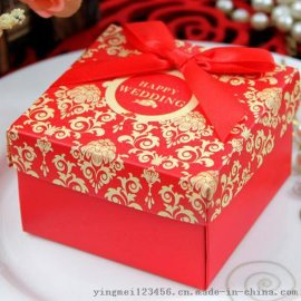上海喜糖盒批量定制厂家