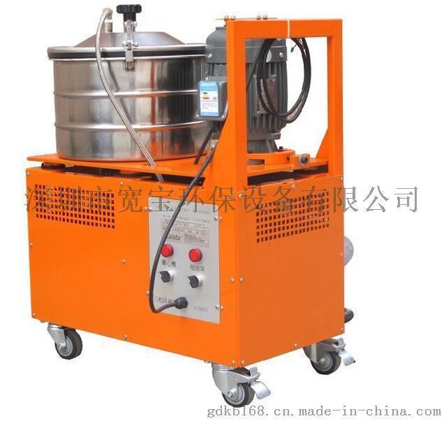 離心式潔油機|寬寶工業淨油機