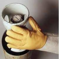 高性能防冻手套(防液氮)