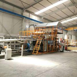 金韦尔机械PE透气膜/缠绕膜/保鲜膜生产线