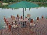 铝木桌椅(MSL-124)
