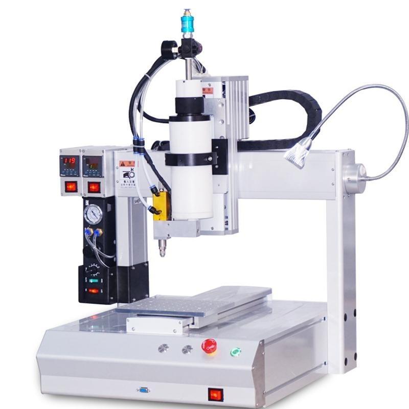 桌面式PUR热熔胶点胶机 大容量点胶机厂家定制