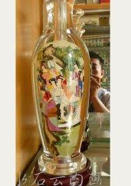 内画水晶瓶 -2