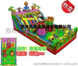 安徽大型充气城堡价格-充气玩具厂家