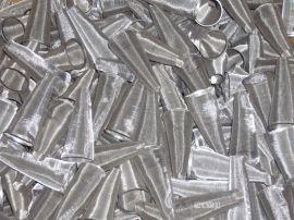 供应各种密度各种长度的锥形过滤筒过滤芯
