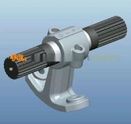 搅拌站螺旋输送机绞龙中吊轴 LSY系列螺旋输送机吊挂轴承装置
