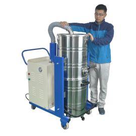 克莱森H3-100L上下分离桶三相大功率工业吸尘器