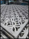 店面门头装饰雕花铝单板-专业厂家生产免费设计测量