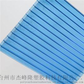 台州阳光板耐力板厂家直销台州pc板透明采光板
