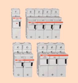 Mersen熔断器底座CMS10|CMS14|CMS22|US10|US14|US22系列底座