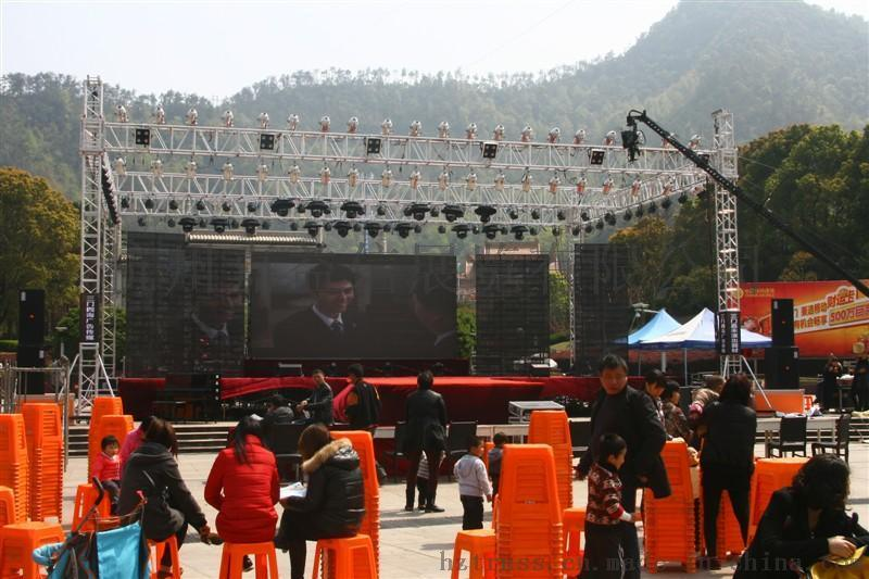 杭州大型鋁合金桁架展覽展示活動燈光航空