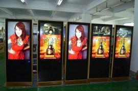 东莞液晶落地广告机|落地触摸屏直租,让活动多一些智能交互