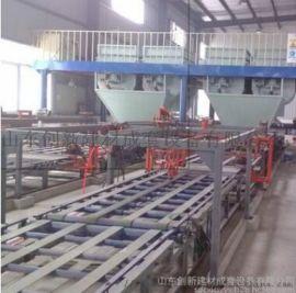 江苏创新玻镁板生产线设备尺寸