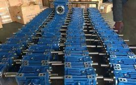 铝合金蜗轮蜗杆减速机 郑州迈传RV050减速机