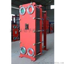 海水养殖用钛板板式换热器需要注意什么
