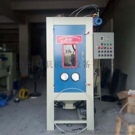 立式自动喷砂机 全自动喷砂机生产厂家