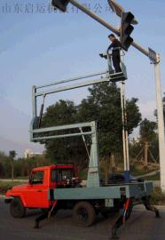 启运热卖曲臂式升降机 折臂式升降机 液压升降机 直臂式升降机