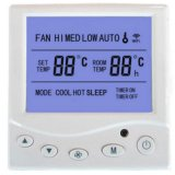 中央空调温控器定制地暖温控器 房间智能温控器wifi无线手机app