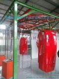 大型农机配件浸漆设备生产厂家流水线