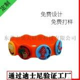上海旅游纪念品硅胶手腕带厂家定制