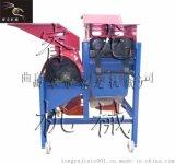 龍鈺機械供應玉米剝皮脫粒一體機