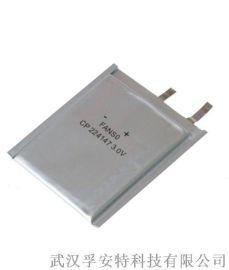 CP224147孚安特 800mah 方形软包 3.0v 锂二氧化锰电池