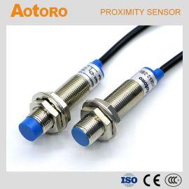 接近开关常闭FR12-2DP2 LJ12A3-2-Z/AY传感器选型