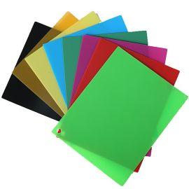 定制生产 磨砂PP片, 透明PP片材, 0.15-2.0MM彩色PP胶片