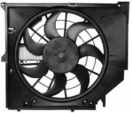 宝马3系E46散热器风扇