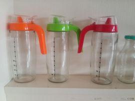 廠家銷售胡椒粉玻璃瓶,玻璃油壺,餐桌、廚房玻璃器皿